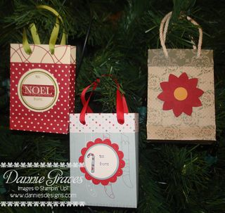 Gift Card Mini Bag