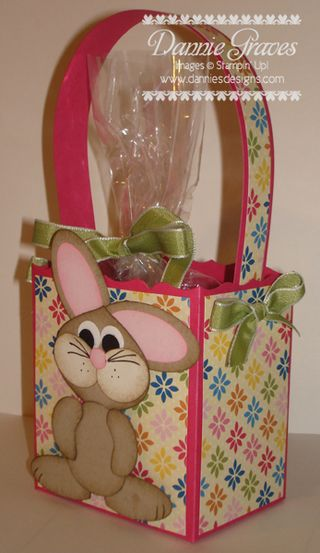 Fancy Favor Easter Box