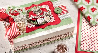 Christmas Keepsake Project