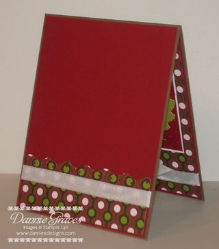 SSS138 Christmas Card Inside