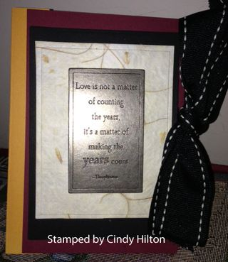 Cindy's Book Cover