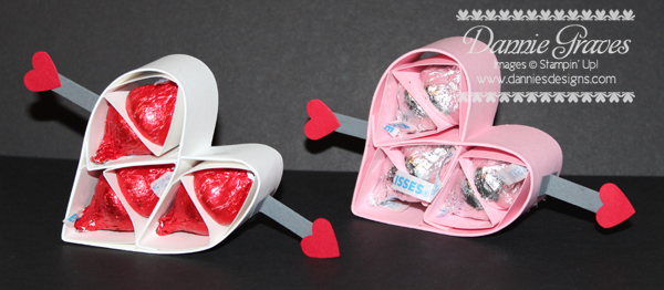 Hershey Kisses Hearts
