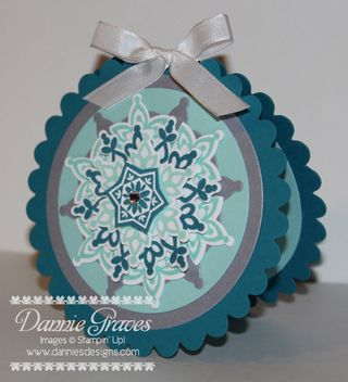 Scalloped Snowflake