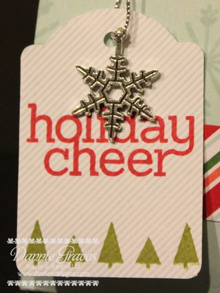 Holiday Cheer Tag
