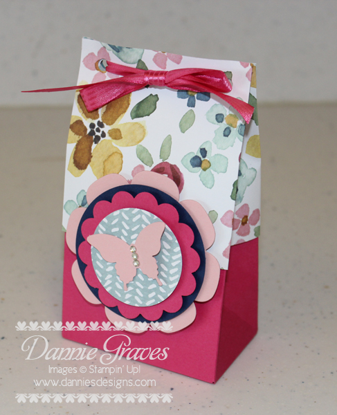 MM Gift Bag with Lid