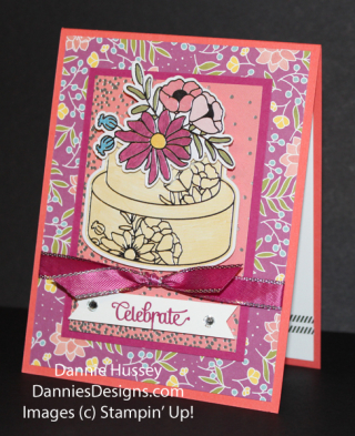 Cake Soiree Card